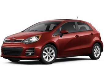 Hire Kia Rio - Rent Kia Dubai - Compact Car Rental Dubai Price