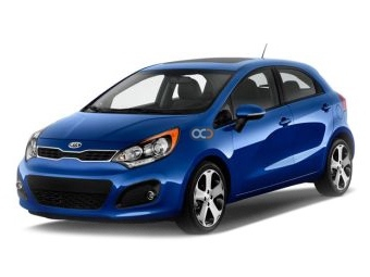 Hire Kia Rio - Rent Kia Sharjah - Compact Car Rental Sharjah Price