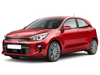 Hire Kia Rio - Rent Kia Abu Dhabi - Compact Car Rental Abu Dhabi Price