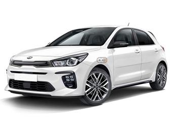 Kia Rio Hatchback Price in Dubai - Compact Hire Dubai - Kia Rentals