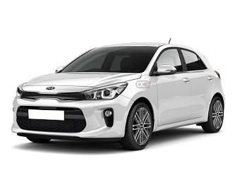 Hire Kia Rio Hatchback - Rent Kia Dubai - Compact Car Rental Dubai Price