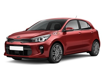 Hire Kia Rio - Rent Kia Dubai - Compact Car Rental Dubai Price