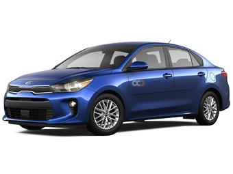 Kia Rio Sedan Price in Dubai - Sedan Hire Dubai - Kia Rentals