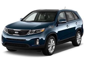 Hire Kia Sorento - Rent Kia Baku - SUV Car Rental Baku Price