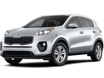Rent a car Dubai Kia Sportage