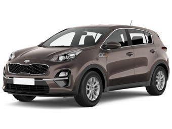 Hire Kia Sportage - Rent Kia Abu Dhabi - Crossover Car Rental Abu Dhabi Price