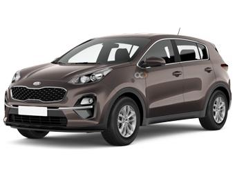 Hire Kia Sportage - Rent Kia Dubai - Crossover Car Rental Dubai Price