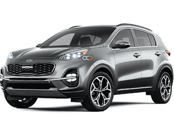 Hire Kia Sportage - Rent Kia Dubai - Crossover Car Rental Dubai Price