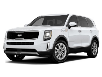 Hire Kia Telluride - Rent Kia Dubai - SUV Car Rental Dubai Price