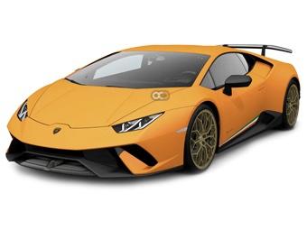 Lamborghini Huracan Performanté Price in Barcelona - Supercar Hire Barcelona - Lamborghini Rentals