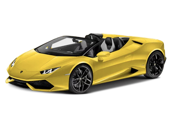 Hire Lamborghini Huracan Spyder LP610 - Rent Lamborghini Dubai - Sports Car Car Rental Dubai Price
