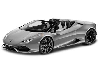 Hire Lamborghini Huracan Spyder LP610 - Rent Lamborghini London - Sports Car Car Rental London Price