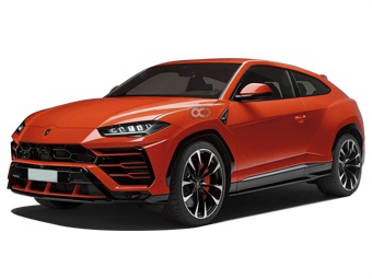 Rent Lamborghini Urus 2019 Day Week Basis In Dubai Oneclickdrive