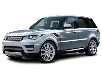 Land Rover Range Rover Sport SVR Price in Dubai - SUV Hire Dubai - Land Rover Rentals
