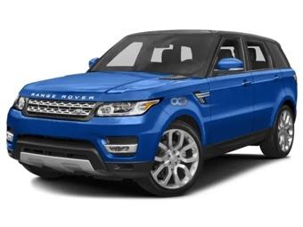 Hire Land Rover Range Rover Sport SVR - Rent Land Rover Dubai - SUV Car Rental Dubai Price