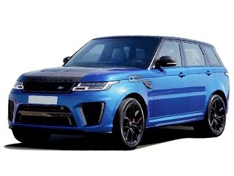 Land Rover Range Rover Sport SVR Price in London - SUV Hire London - Land Rover Rentals