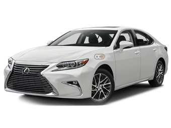 Lexus ES350 Price in Dubai - Luxury Car Hire Dubai - Lexus Rentals
