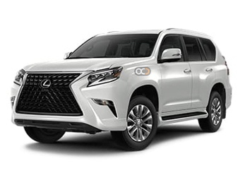 Hire Lexus GX Series - Rent Lexus Dubai - SUV Car Rental Dubai Price