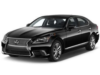 Rent a car Dubai Lexus  LS Series