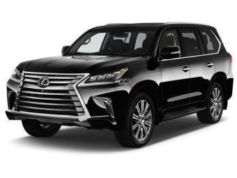 Hire Lexus LX Series - Rent Lexus Dubai - SUV Car Rental Dubai Price