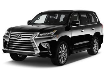Hire Lexus LX570 - Rent Lexus Dubai - SUV Car Rental Dubai Price