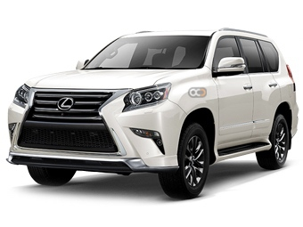 Hire Lexus LX Series - Rent Lexus Dubai - SUV Car Rental Dubai Price