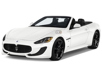 Maserati GranCabrio Price in Dubai - Sports Car Hire Dubai - Maserati Rentals