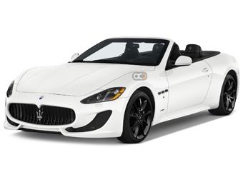 Maserati GranCabrio Price in Sharjah - Sports Car Hire Sharjah - Maserati Rentals
