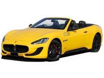 Hire Maserati GranCabrio - Rent Maserati Dubai - Sports Car Car Rental Dubai Price
