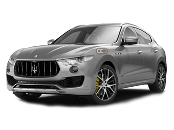 Hire Maserati Levante - Rent Maserati Dubai - SUV Car Rental Dubai Price