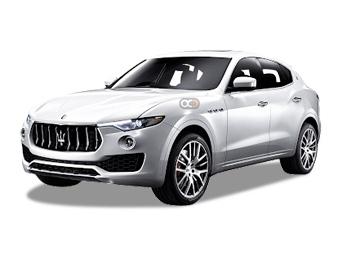 Maserati Levante Price in Dubai - SUV Hire Dubai - Maserati Rentals