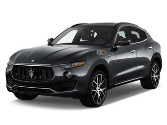Maserati Levante Price in Sharjah - SUV Hire Sharjah - Maserati Rentals