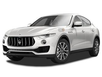 Hire Maserati Levante S - Rent Maserati Dubai - SUV Car Rental Dubai Price