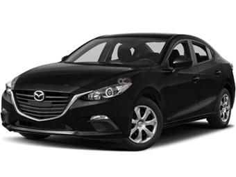Mazda 3 Price in Dubai - Sedan Hire Dubai - Mazda Rentals