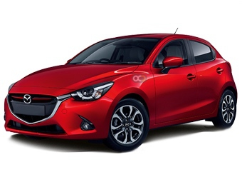 Hire Mazda 2 - Rent Mazda Dubai - Compact Car Rental Dubai Price