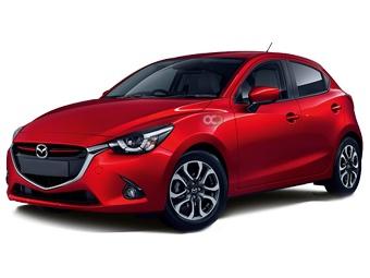 Mazda 2 Price in Dubai - Compact Hire Dubai - Mazda Rentals