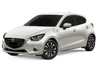 Hire Mazda 2 - Rent Mazda Belgrade - Compact Car Rental Belgrade Price