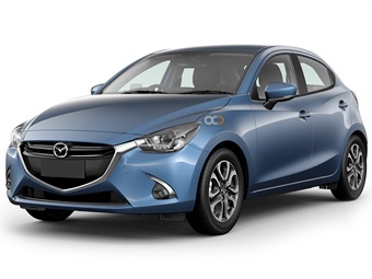 Mazda 2 Price in Salalah - Compact Hire Salalah - Mazda Rentals