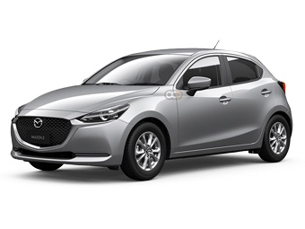 Mazda 2 Price in Muscat - Compact Hire Muscat - Mazda Rentals