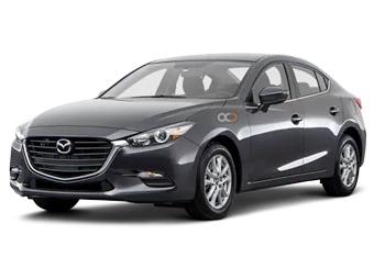 Hire Mazda 3 Sedan - Rent Mazda Muscat - Sedan Car Rental Muscat Price