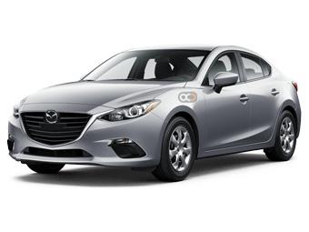 Mazda 3 Sedan Price in Dubai - Sedan Hire Dubai - Mazda Rentals