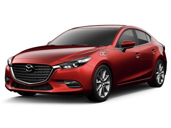 Mazda 3 Sedan Price in Dubai - Sedan Hire Dubai - Mazda Rentals