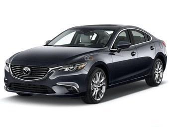 Hire Mazda 6 - Rent Mazda Dubai - Sedan Car Rental Dubai Price