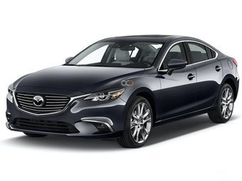 Hire Mazda 6 - Rent Mazda Sharjah - Sedan Car Rental Sharjah Price