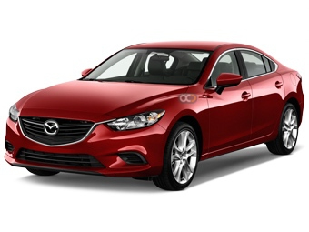 Mazda 6 Price in Tbilisi - Sedan Hire Tbilisi - Mazda Rentals