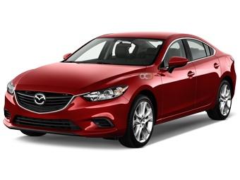 Hire Mazda 6 - Rent Mazda Tbilisi - Sedan Car Rental Tbilisi Price