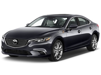 Hire Mazda 6 - Rent Mazda Dubai - Sedan Car Rental Dubai Price