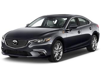 Hire Mazda 6 - Rent Mazda Salalah - Sedan Car Rental Salalah Price
