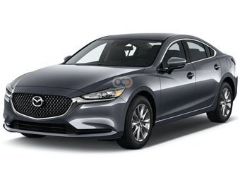 Mazda 6 Price in Abu Dhabi - Sedan Hire Abu Dhabi - Mazda Rentals