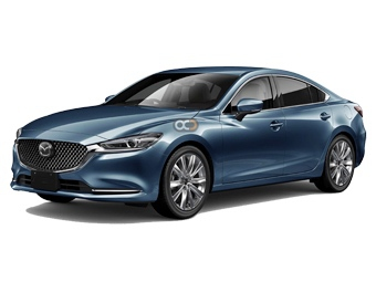 Mazda 6 Price in Dubai - Sedan Hire Dubai - Mazda Rentals